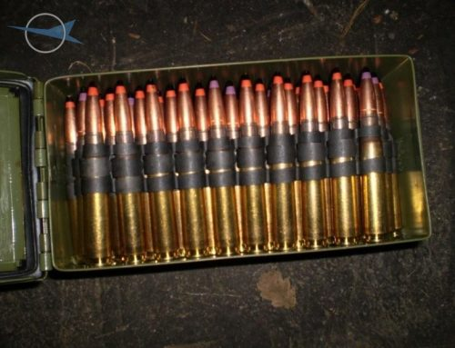 12,7x108mm Cartridge