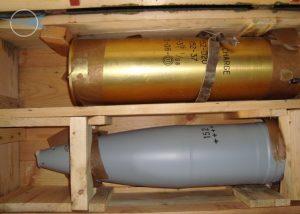 152mm Round