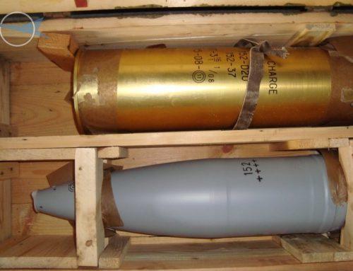 152 mm Round