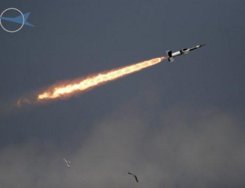 Испытание ракеты ЗРК С-125 НЕВА