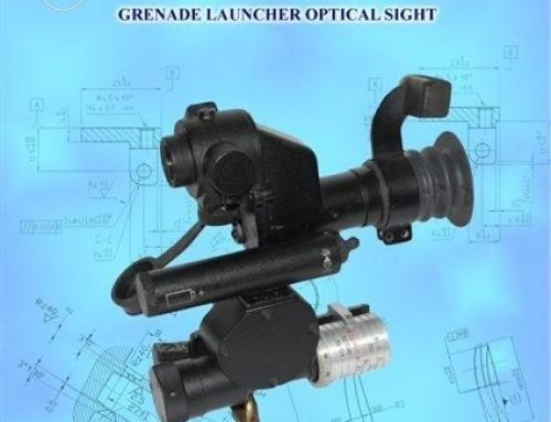 Grenade Launcher Optical Sight MGO-7VMU