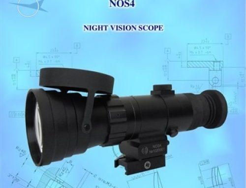 Ночной стрелковый прицел NOS-4