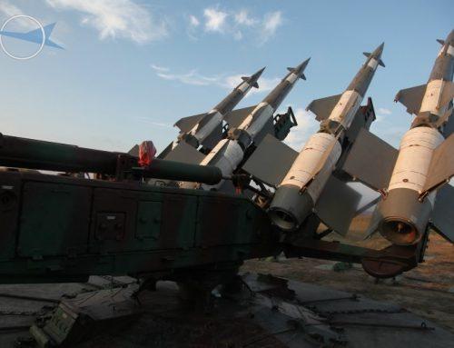 Зенитный ракетный комплекс С-125