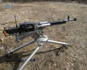 12,7mm Machine Gun DSHK