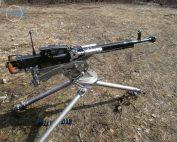 12,7mm Machine Gun DSHK