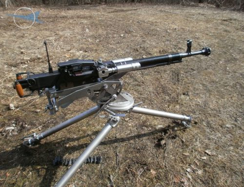 12.7×108 mm Machine Gun DSHK