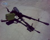 12,7mm Machine Gun NSV