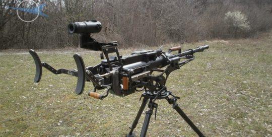 14,5mm Machine Gun KPV