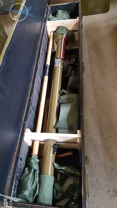 73 mm Recoilless Antitank Gun SPG-9 (2)