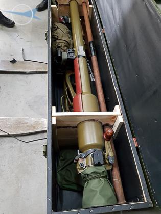 73 mm Recoilless Antitank Gun SPG-9 (4)