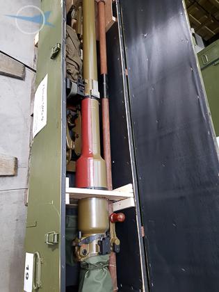 73 mm Recoilless Antitank Gun SPG-9 (5)