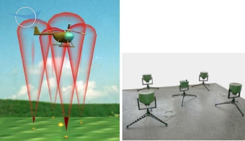 ANTI-HELICOPTER MINE 4AHM-100
