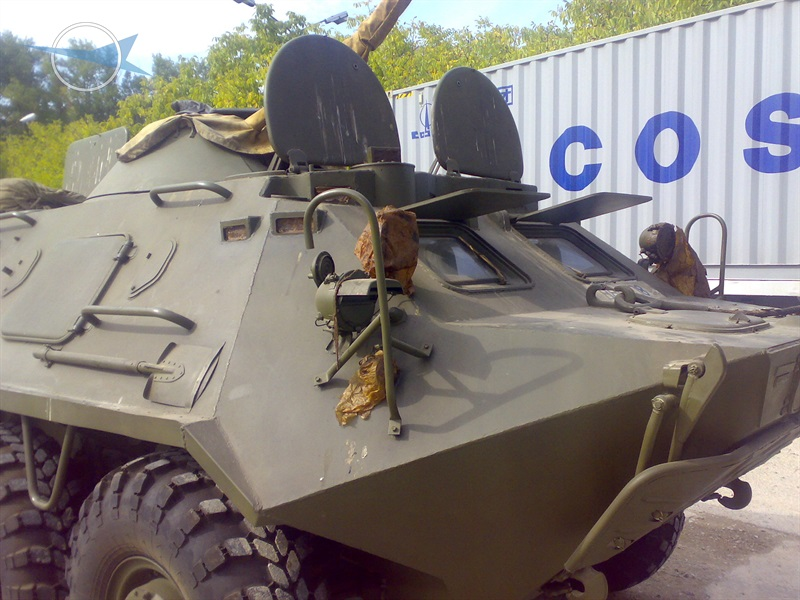Armored Personnel Carrier BTR-60PB