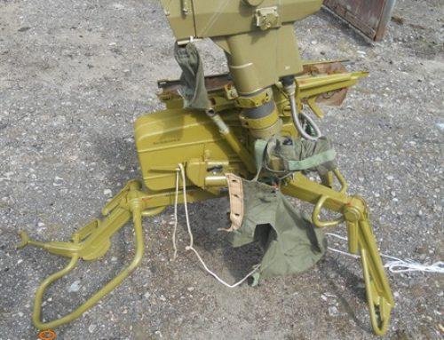 Man Portable Antitank System 9K113 KONKURS