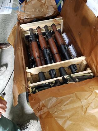 Light Antitank Grenade Launcher RPG-7 (4)