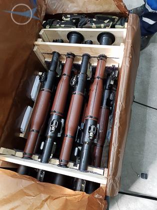 Light Antitank Grenade Launcher RPG-7