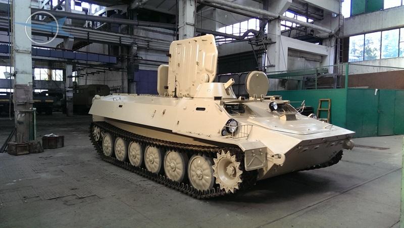 Light Armored Multi-purpose Vehicle MT-LB