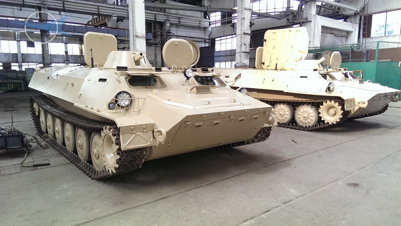 Light Armored Multi-purpose Vehicle MT-LB_2