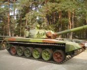 Main Battle Tank T-72