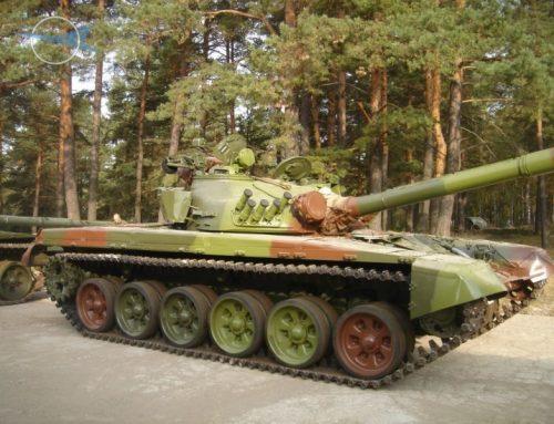 Battle Tank T-72