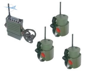 UNIVERSAL REMOTE CONTROL FUSE SYSTEM DVM-S