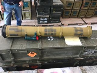 Управляемая ракета 9М111-2 / 9М113М