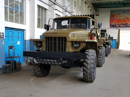 122 mm MLRS BM 21 (6)