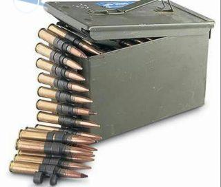 12,7x 99 mm Cartridge