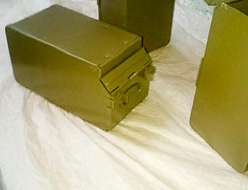 Картриджная коробка