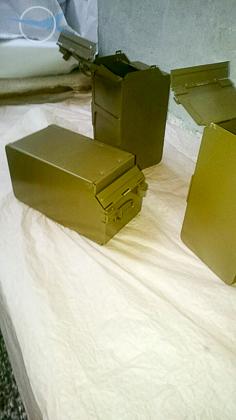 cartridge box (12.7 mm, 14.5 mm) (2)