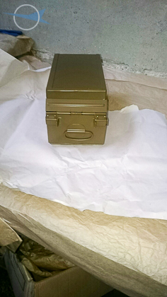 cartridge box (12.7 mm, 14.5 mm)